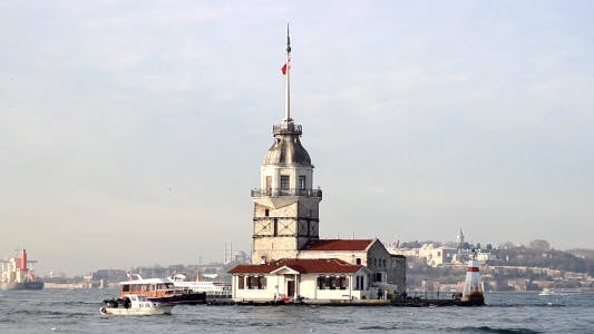 Thumbnail for Maiden Tower istanbul