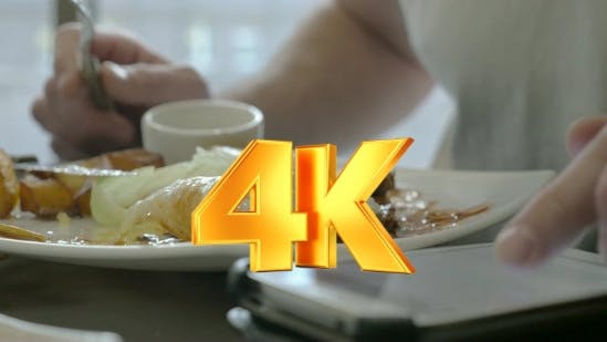 Thumbnail for Using The Smartphone During The Meal