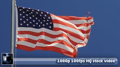Real American Flag