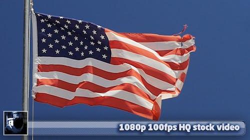 Real American Flag