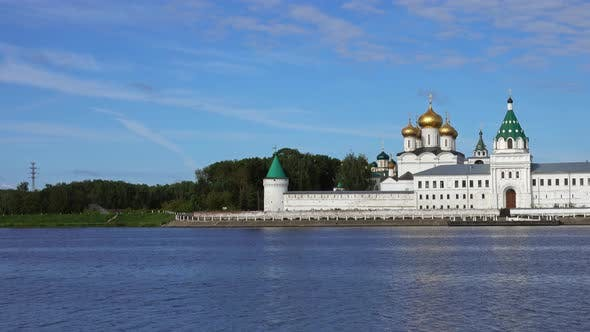 Thumbnail for Ipatievsky Monastery in Ancient Town Kostroma