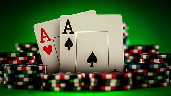 Cover Image for Poker Chips And Playing Cards