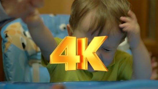 Thumbnail for Capricious Little Boy
