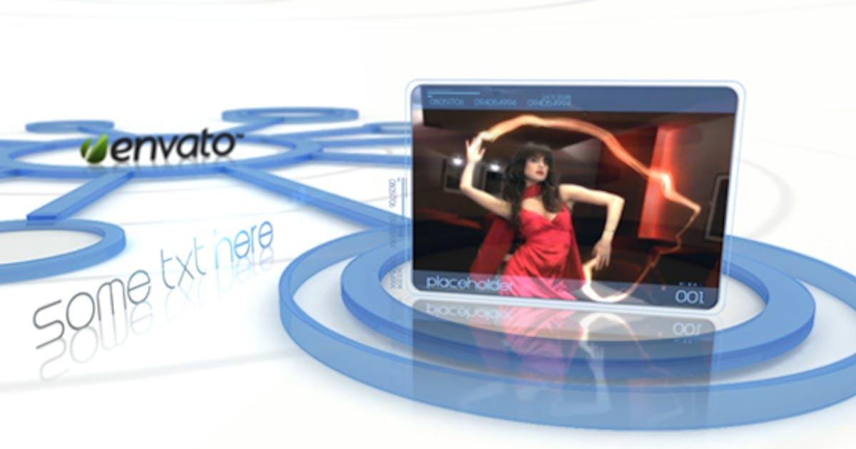 Download Video display elegant it slide showcase by donvladone