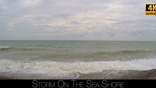 Thumbnail for Storm On The Sea Shore