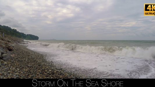 Thumbnail for Storm On The Sea Shore 2