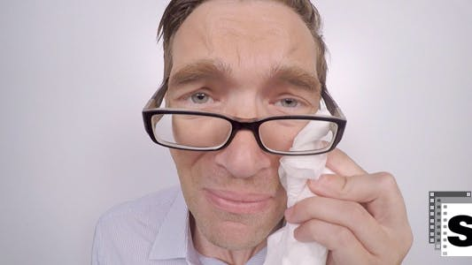 Thumbnail for Nerd Man Crying
