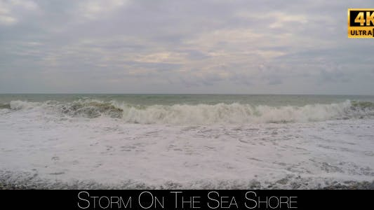Thumbnail for Storm On The Sea Shore 3