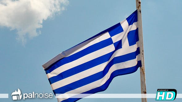 Thumbnail for Greece Greek Flag