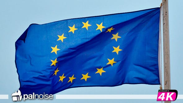 Cover Image for EU Flag Europe Union