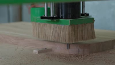 Milling Machines With Control Software Wood Decorative Details