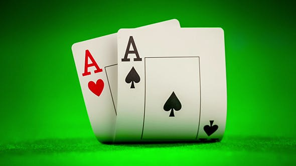 Cover Image for Poker Card On The Table