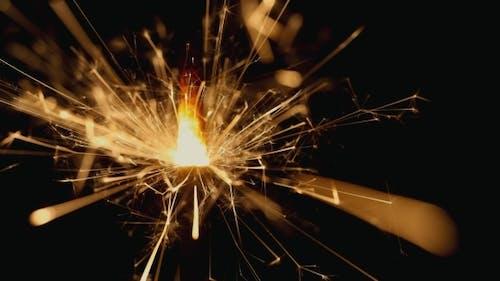 Burning Bengal Fire