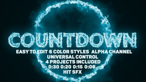 Pyro Countdown