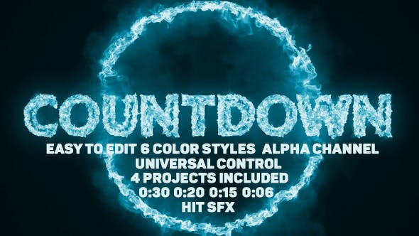 Cover Image for Pyro Countdown