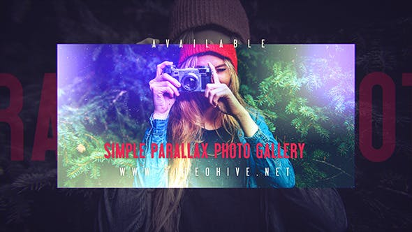 Thumbnail for Simple Parallax Photo Gallery