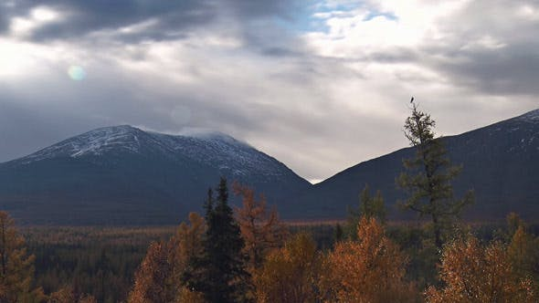 Thumbnail for Autumn in the Ural Mountains