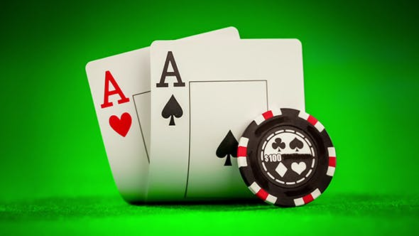 Thumbnail for Poker Chips And Playing Cards