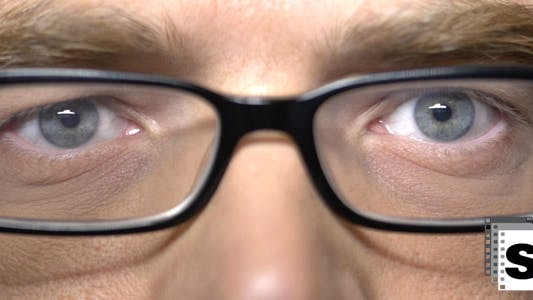 Thumbnail for Eyes With Glasses