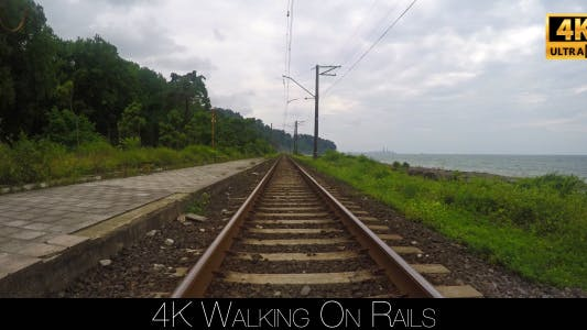 Cover Image for Walking On Rails
