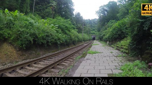 Cover Image for Walking On Rails 2