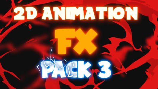Thumbnail for 2D Animation Fx Pack 3