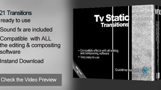Thumbnail for Transitions TV Static
