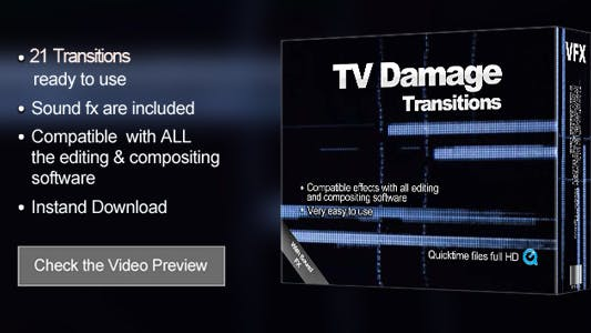 Thumbnail for Transitions TV Damage
