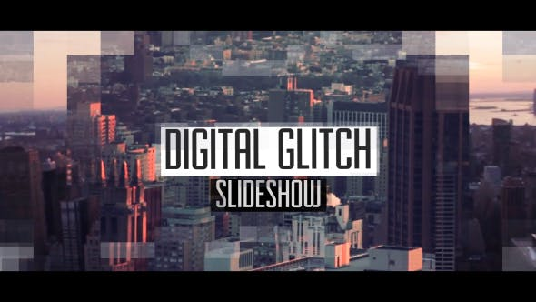 Thumbnail for Glitch Data Slideshow