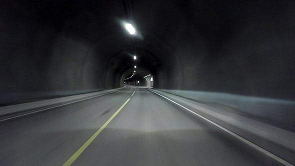 Thumbnail for Car Rides Through The Tunnel
