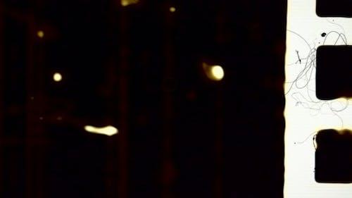 Burned Film
