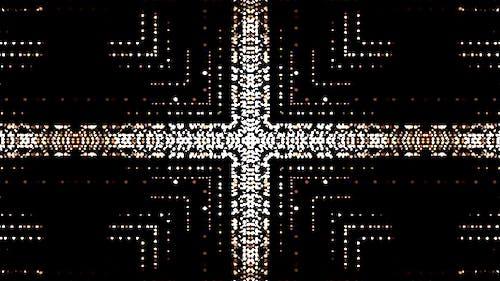 Glitzernde Lichter Hintergrund