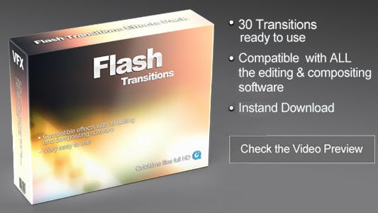 Cover Image for Flash Transitions