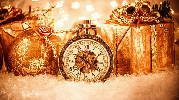 Cover Image for Christmas Pocket Watch