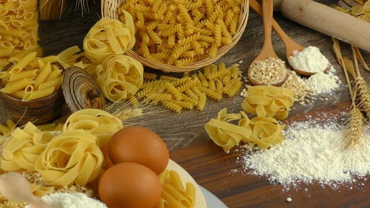 Thumbnail for Macaroni Pasta Pastry 14