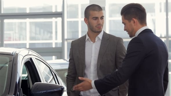 Thumbnail for Vehicle Dealer Showing New Car