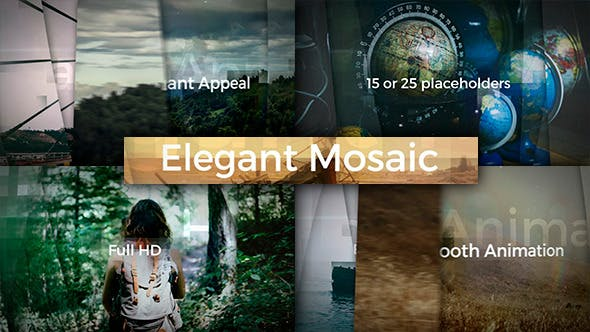 Thumbnail for Elegant Mosaic Opener