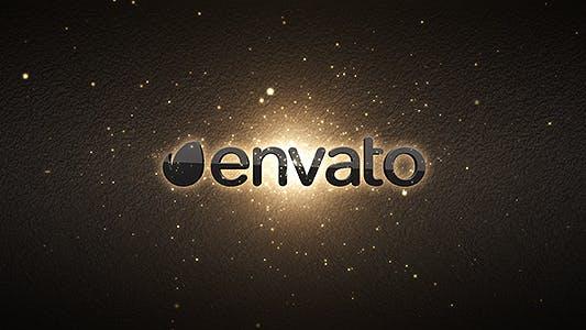 Luxuriöses Logo