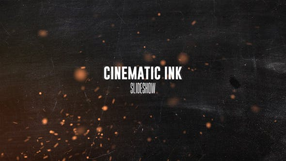 Thumbnail for Cinematic Ink Slideshow