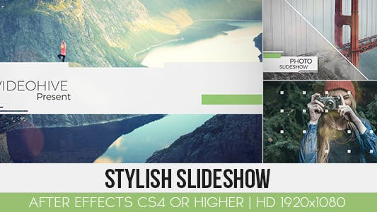 Thumbnail for Stylish Slideshow
