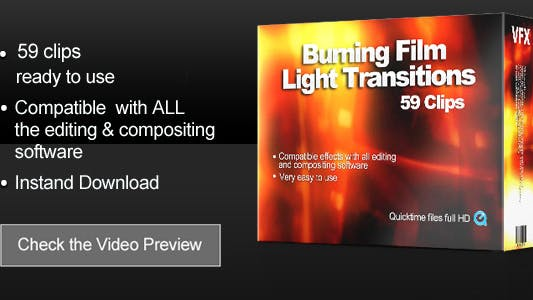 Thumbnail for Film Burns Effects