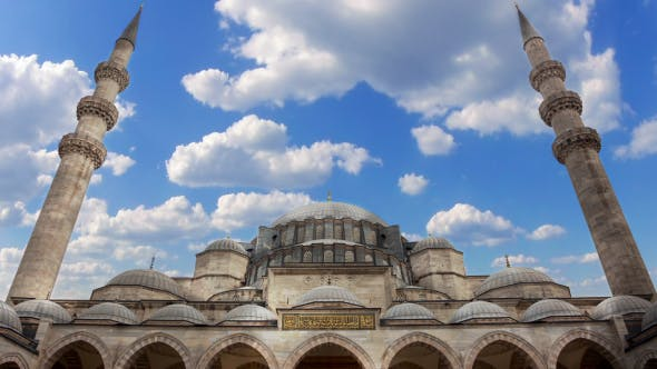 Thumbnail for Sultanahmet Camii in Istanbul