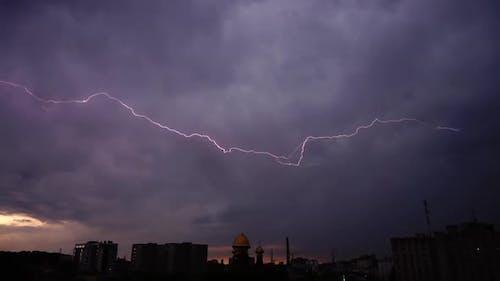 Thunderstorm and Lightning 11