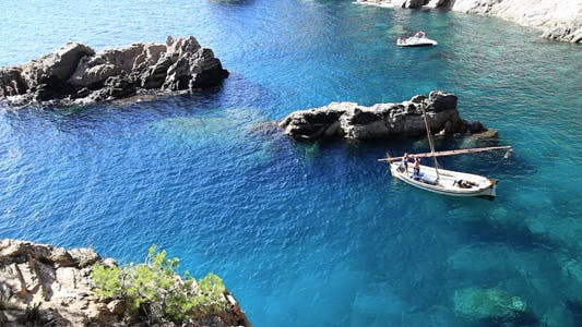 Thumbnail for Latin Sailboat At The Sea