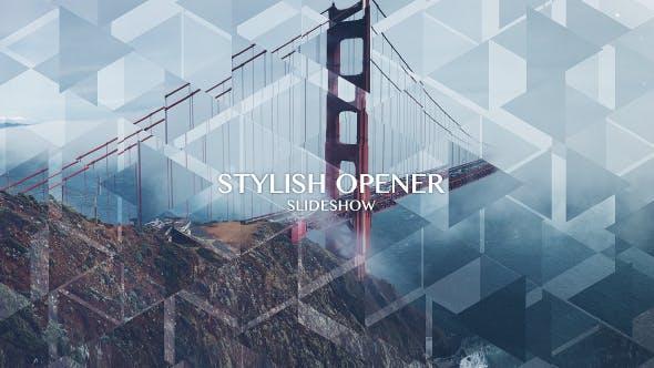 Thumbnail for Stylish Opener - Slideshow