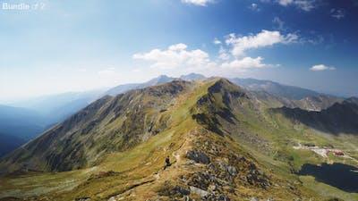 Climbing the Mountains