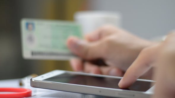 Thumbnail for Online Payments, Using Smartphone