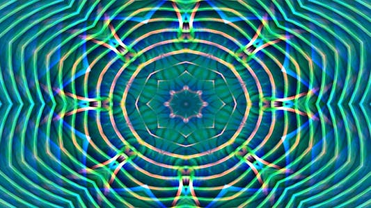 Thumbnail for Blue Shiny Kaleida
