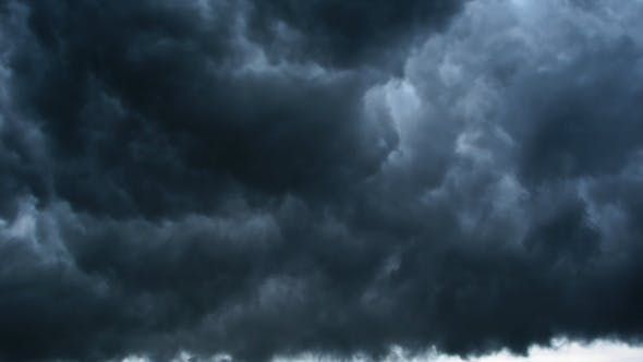 Cover Image for Dramatic Storm Clouds