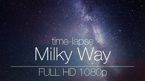 Thumbnail for Night Sky Milky Way Galaxy